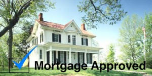approved mortgage with government loan