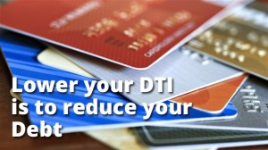 lower your dti